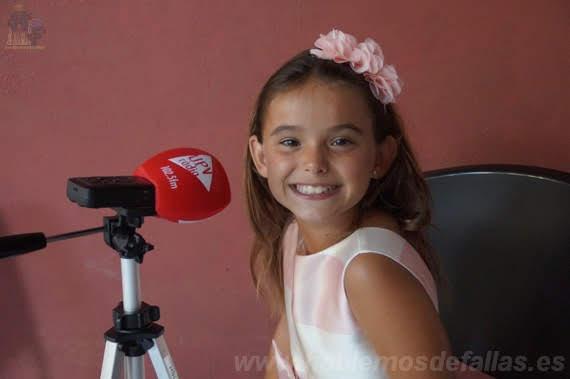 Entrevistas a Candidatas infantiles a Cortes de Honor. Poblats al Sud. #Elecció19