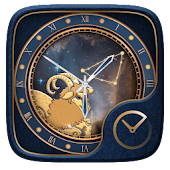 Capricorn GO Clock Theme