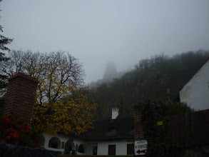 Photo: Már nincs messze(csak magasan:),ott bújik a ködben!