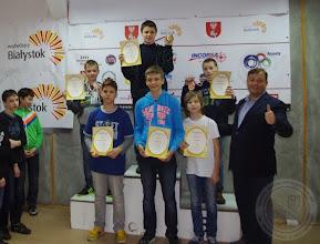 Photo: Strzeleckie Mistrzostwa Szkół Podstawowych (27.03) -Michał Bułkowski 6b II miejsce