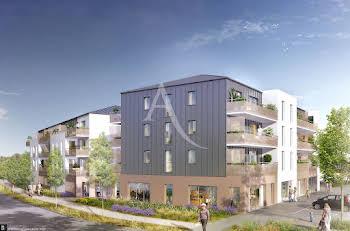 Appartement 4 pièces 95,22 m2