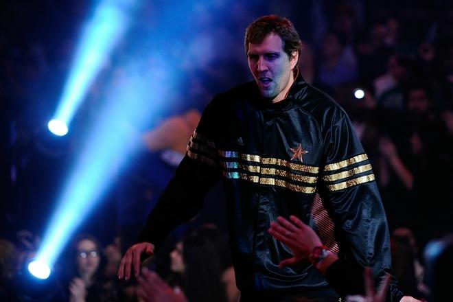 Dirk All-Star adidas