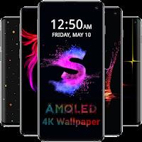 AMOLED Wallpapers 4K - Black  Dark Background