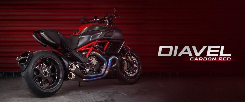 Ducati Diavel Carbon Red Devils Brutal Monsters Lovelymotor