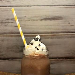 Nutella Coffee Frappuccino