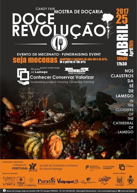 """""""Doce Revolução"""" restaura obras de arte do museu"""