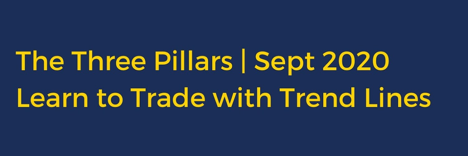 The Three Pillars: Learn to Trade with Trend Lines