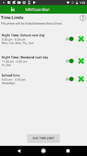 MMGuardian Parental Control  App For Kids Phone- screenshot thumbnail