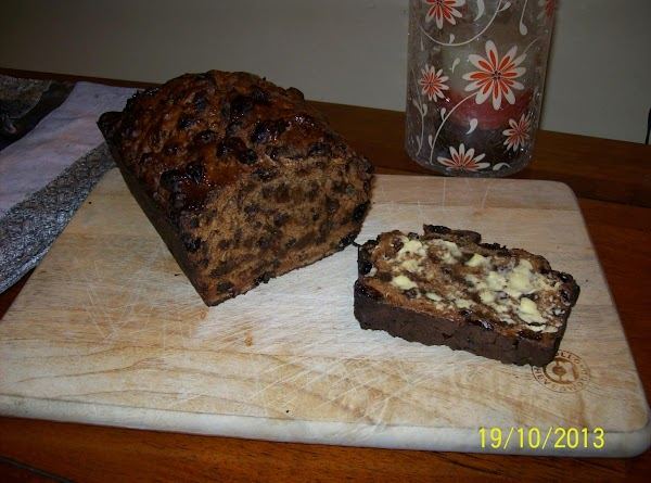 Irish Halloween Tea Brack Recipe