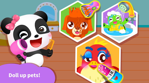 Little Pandau2019s Dream Town screenshots 15