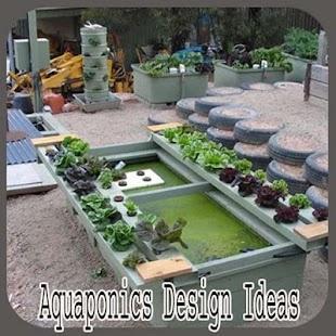 Nápady designu Aquaponics - náhled