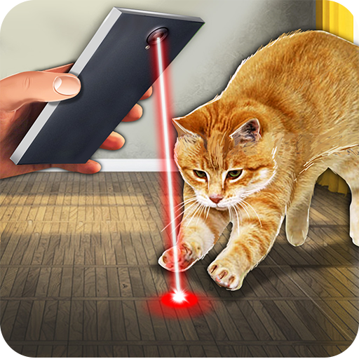 Laser Pointer Animals Joke (game)