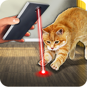 Laser Pointer Animals Joke for PC and MAC