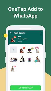 iSticker – Sticker Maker for WhatsApp stickers Mod Apk (VIP) 7