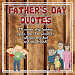 Father's Day Quotes Icon