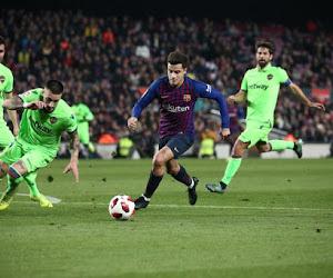 Levante obtient gain de cause dans sa réclamation contre le FC Barcelone