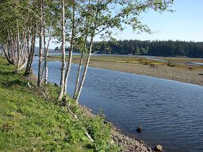 Photo: Quatse River.