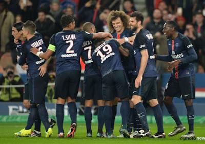 Thomas Meunier et le PSG écrasent Lyon et s'adjugent le Trophée des Champions