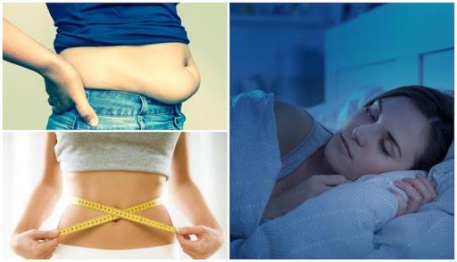 9 Hacks to Burn Belly Fat in Sleep