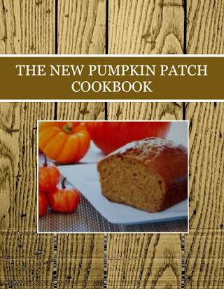 THE NEW PUMPKIN  PATCH  COOKBOOK