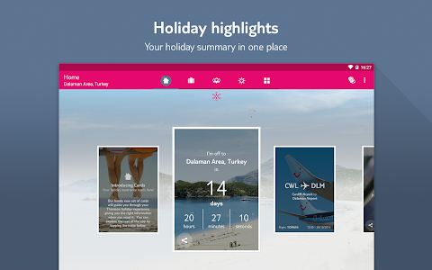 MyFirstChoice –The holiday app screenshot 5