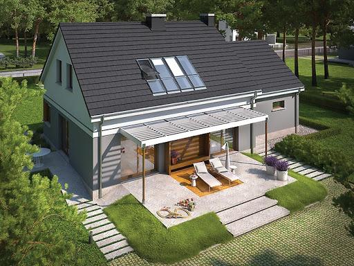 projekt Ariel G1 Energo