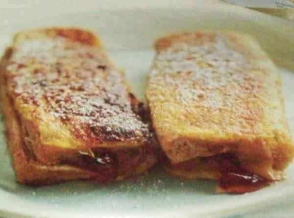 Pb&j French Toast Sticks