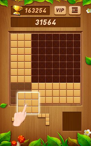 Wood Block Puzzle - Free Classic Block Puzzle Game 1.5.10 screenshots 9