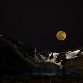 Lake Angeline by Greg Harcharik - Landscapes Waterscapes ( . )