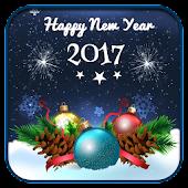 Happy New Year 2017 theme
