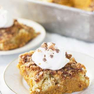 Easy Pumpkin Dessert