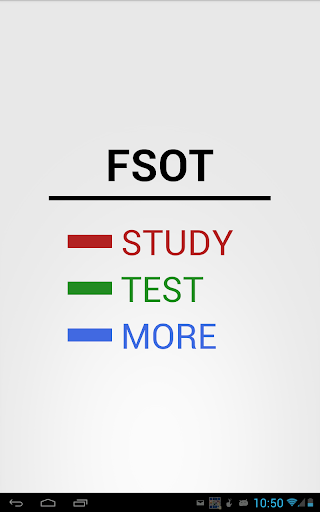 fsot essay tips