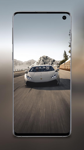 Sports Car Wallpaper - Lamborghini Wallpaper screenshots 7