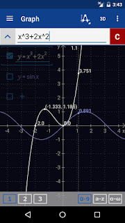 Math + Graphing Calculator screenshot 03