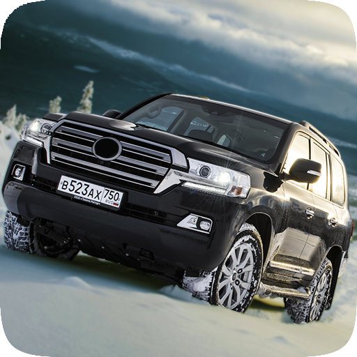 Land Cruiser Drift Simulator (game)