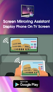 Second Screen Mirroring Pro - náhled