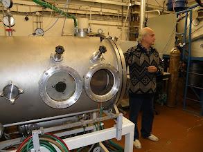 Photo: Plazmochemický reaktor