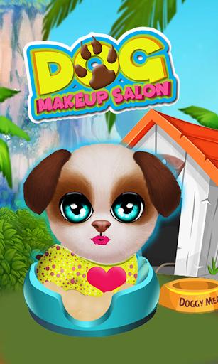 Puppy Dog Makeup Salon: Pet Makeover Salon & Spa 1.0 screenshots 1