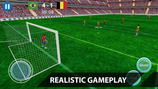World Soccer League 2019 : Best Football Games 3.9 screenshots 1