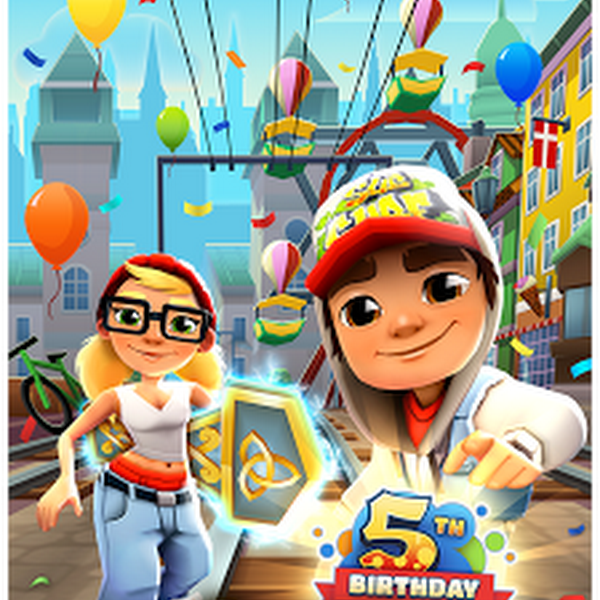 Subway Surfers v1.71.1 [Unlimited Coins/Keys/Unlock]