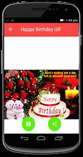 Happy Birthday GIF - náhled