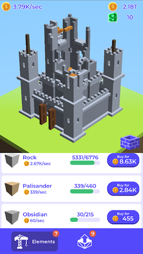 Idle Builder - Click to build tower 1.3 screenshots hack proof 2