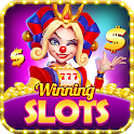 Winning Slots casino games:free vegas slot machine icon