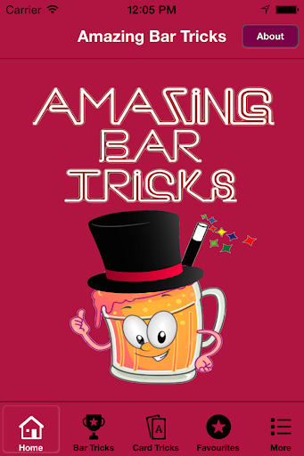 Amazing Bar Tricks