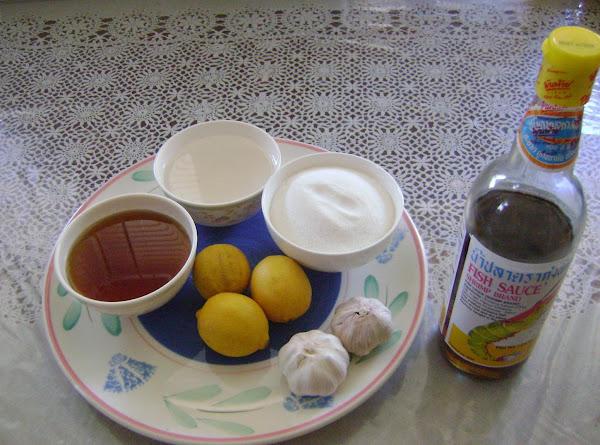 103   How To Make Tasty Fish Sauce Recipe