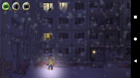Winter Night Adventure - náhled