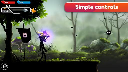 Stickman Archer Online android2mod screenshots 5