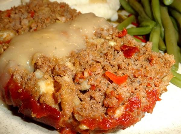 Killer Meatloaf -- Bonnie's Recipe