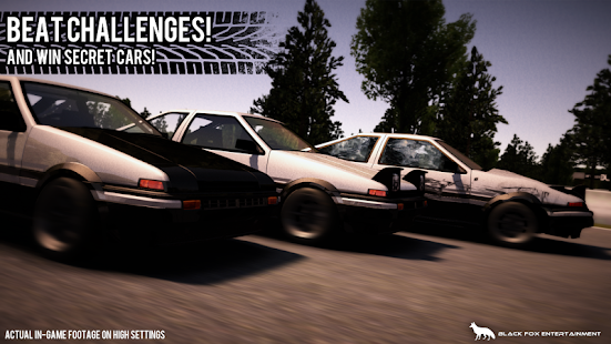 Drift Legends- screenshot thumbnail