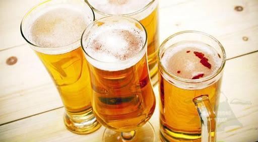 Thực hư việc bà bầu uống bia sinh con da trắng hồng, sạch sẽ
